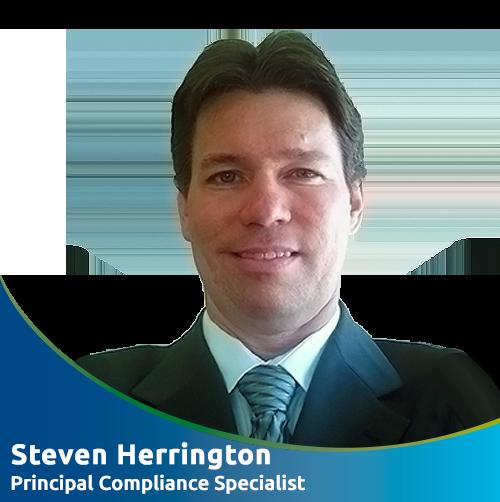 Steven Herrington